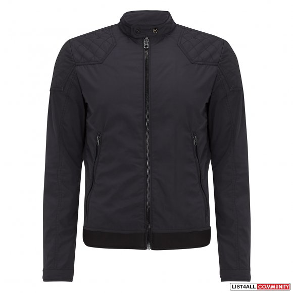 Diesel J-HOLLIS Nylon Jacket BNWT**