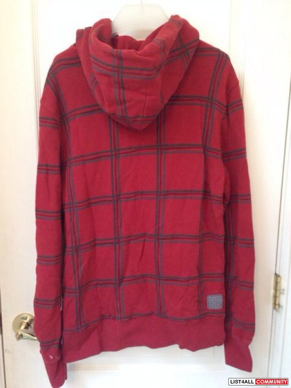 G-star check patterned pullover