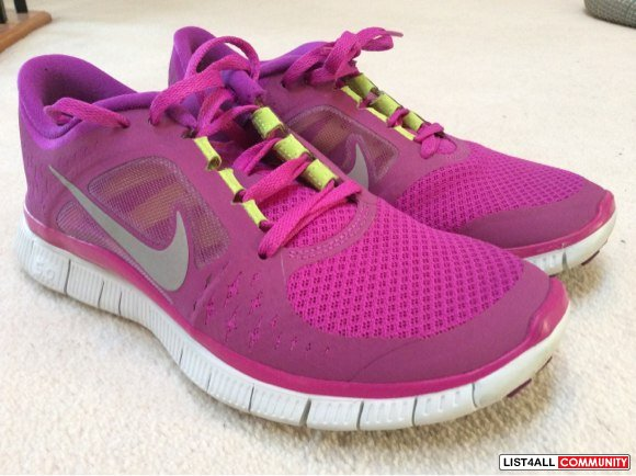 Women's Nike Free Run 5.0 NEW**