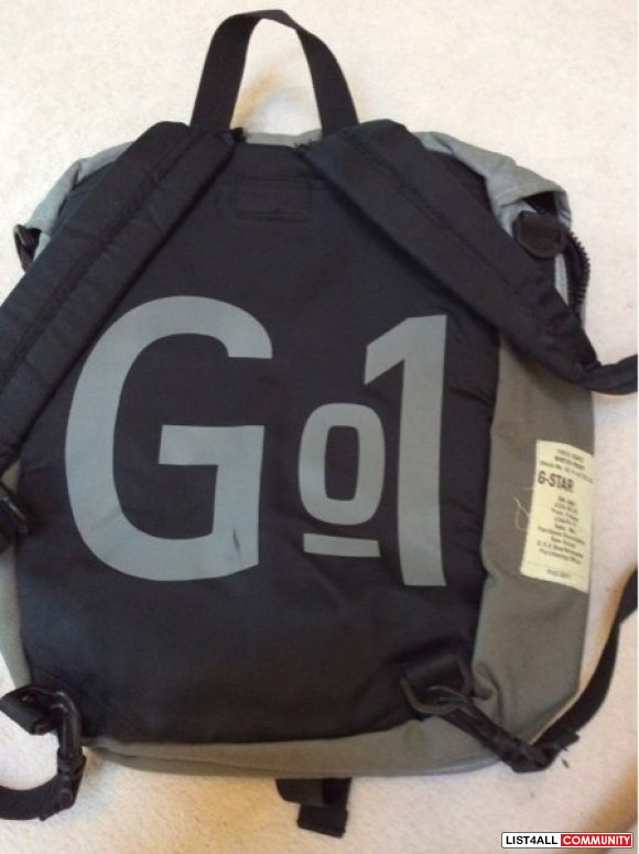G-star raw backpack NEW**