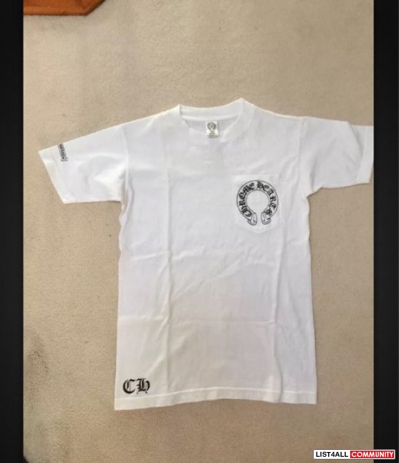 Chrome hearts spine plus tee