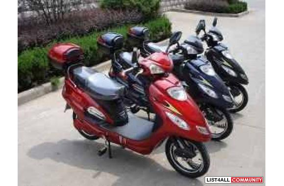 2010 LUYUAN ELECTRIC 500WATT SCOOTER SALE HERE