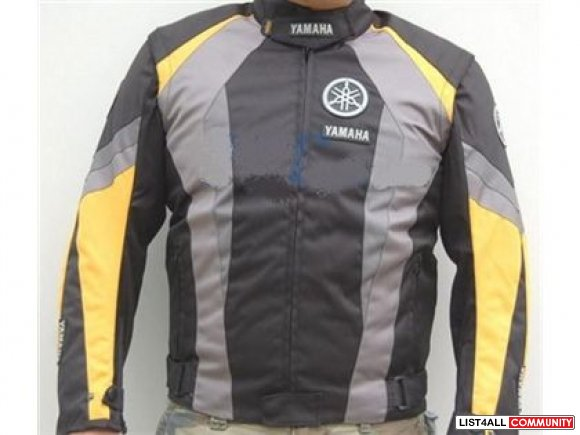 HIGH QUALITY HONDA RACING motorcycle jacket is available in 2 sizes: M