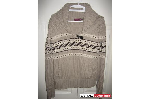 TNA Knit Sweater