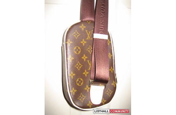 REPLICA Unisex Louis Vuitton Pouch/Shoulder Bag