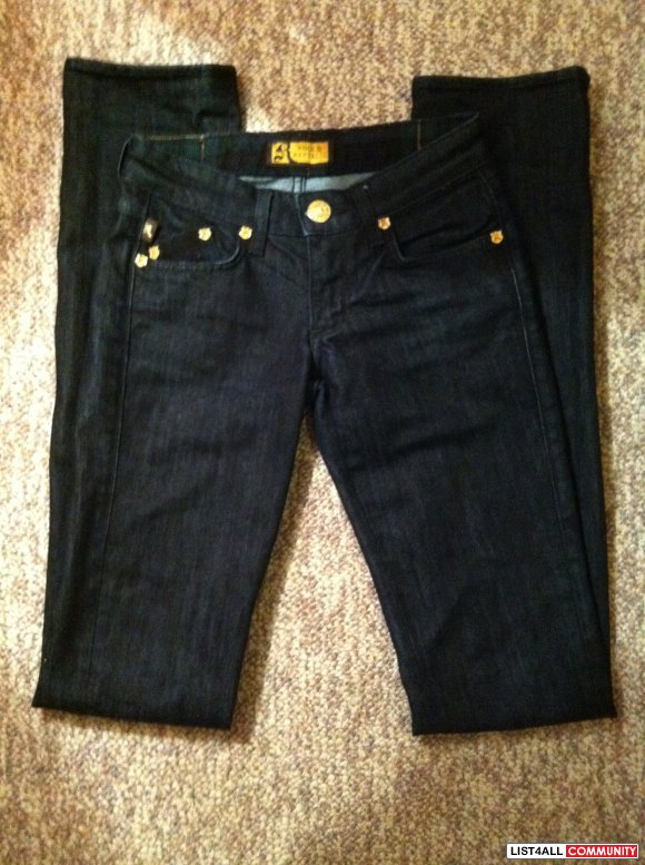 ROCK AND REPUBLIC SIZE 24 JEANS