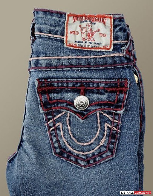 Bnwot true religion billys