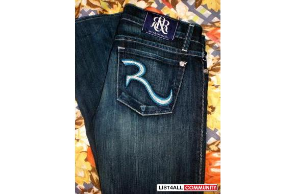 Rock & Republic jeans - perfect condition