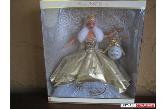 Special Celebration Barbie-2000 Edition
