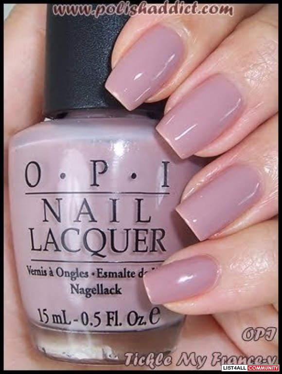 OPI Tickle My France-y (France Collection)