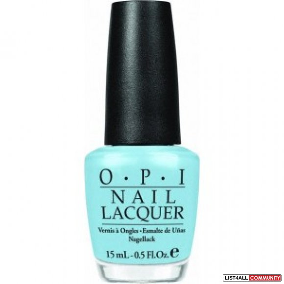 OPI What's With The Cattitude (Shrek Collection)