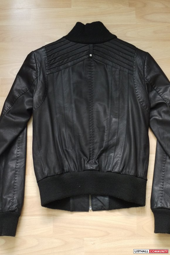 Danier Leather Jacket - WAS $100 NOW $80