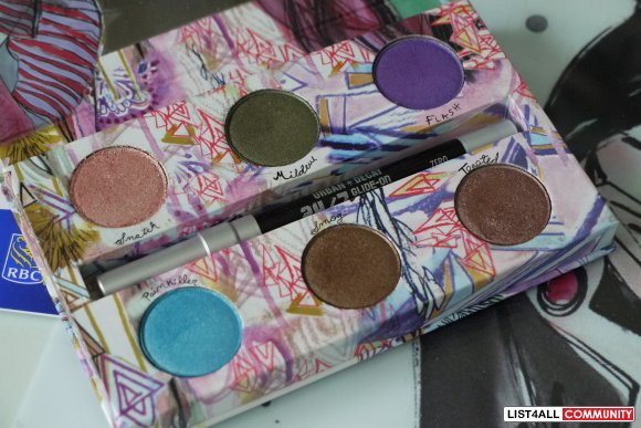 Limited Edition Urban Decay Show Pony Palette NOW $10