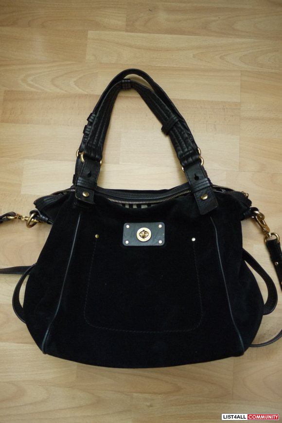 Marc by Marc Jacobs Super Turnlock Helena Satchel QUICK SELL