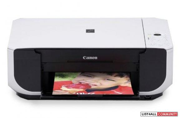 Canon printer MP210 with scanner