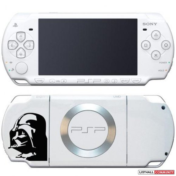 Star Wars Psp Limited Edition