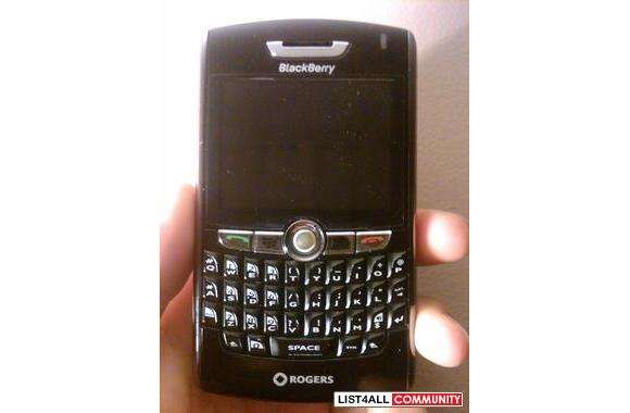 For sale: Blackberry 8820 - WiFi Edition!