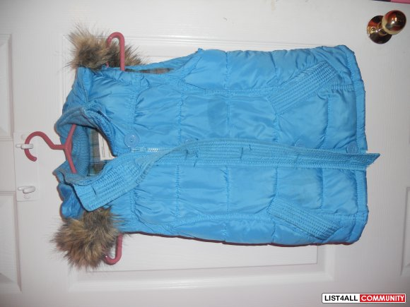 aeropostale winter vest