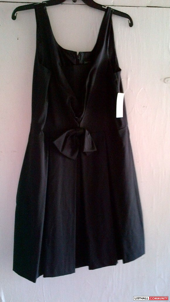 David Dixon Little Black Dress - NWT
