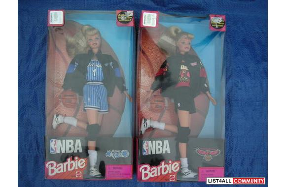 Mattel Barbies `N Stuff-We have a lot of Barbies and her friends start