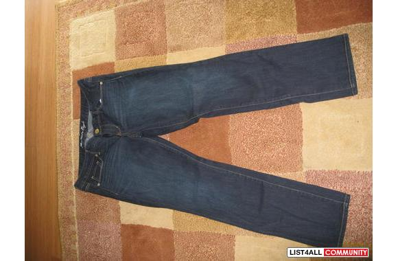 Barely used American Eagle Skinny Jeans