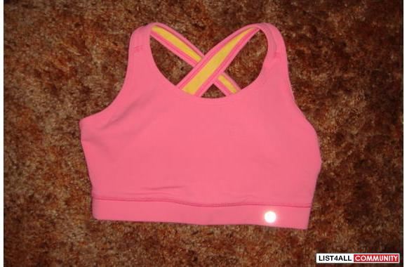 Lululemon Swift Sports Bra