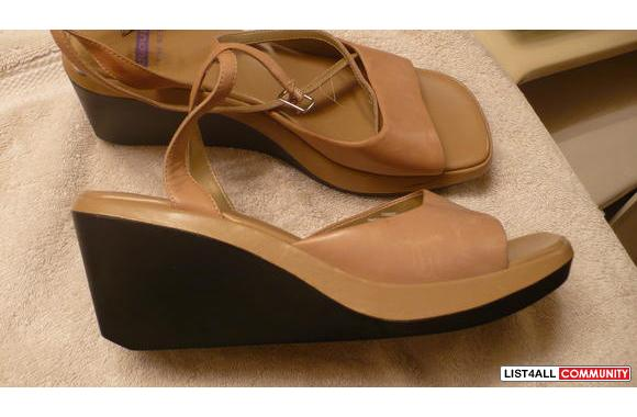 Nine West Tan shoes