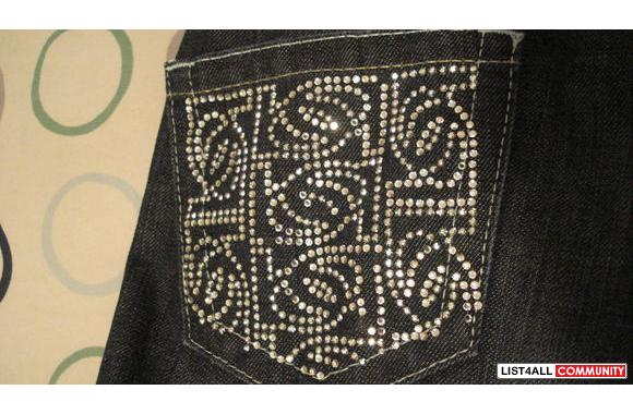 BEBE Jeans (Rare style) Quick Sale $40