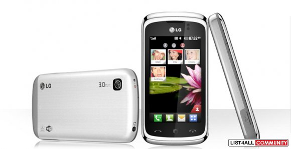 ***LG SHINE TOUCH KM555*** OFFER ME