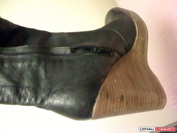 Steve Madden Boots- SOLD