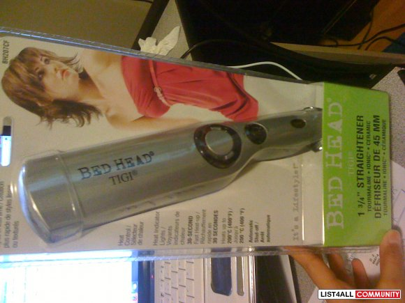 **Brand New Bed Head Hair Straightener **