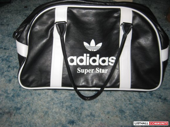 "Adidas ""Super Star"" Bag"