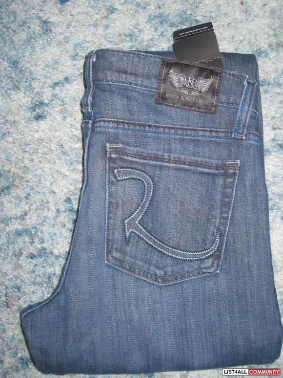 Rock & Republic Jeans NWT