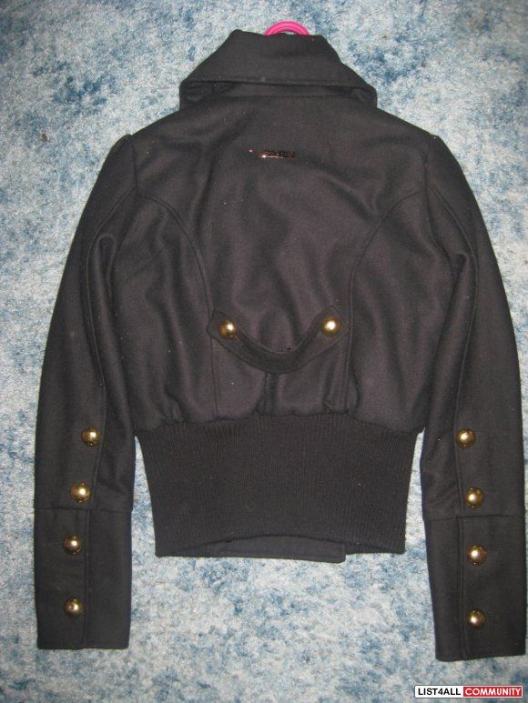 Baby Phat Military Style Jacket