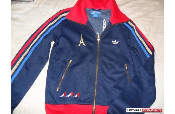 adidas paris jacket