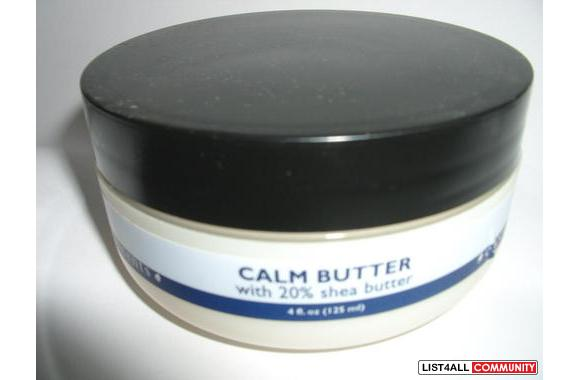 Calm Butter- with 20% Shea butter 125ml tub