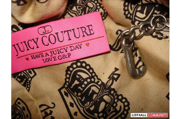Juicy Couture Mini Hand Bag