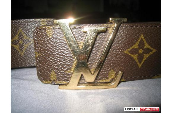 how to tell if louis vuitton belt is real