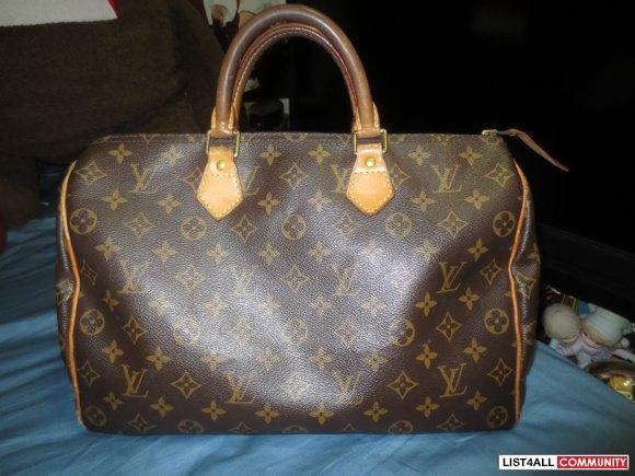 Louis Vuitton Speedy 35 Prezzo