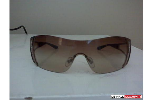 750aa340c149 Authentic VERSACE sunglasses MOD 2058-B