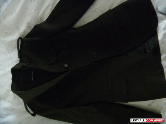 Aritzia A Moveable Feast Hunter Jacket / Coat (Size 2)