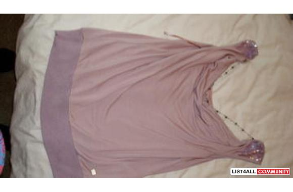 Ted BakerSize 2light purple topbeads included