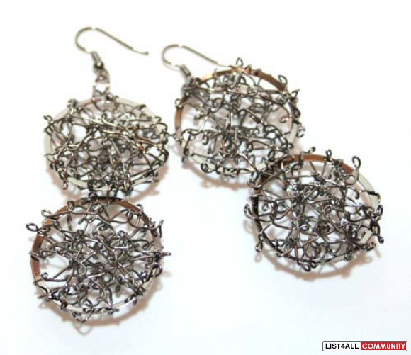 SEH055 ~ Korean Style Earrings