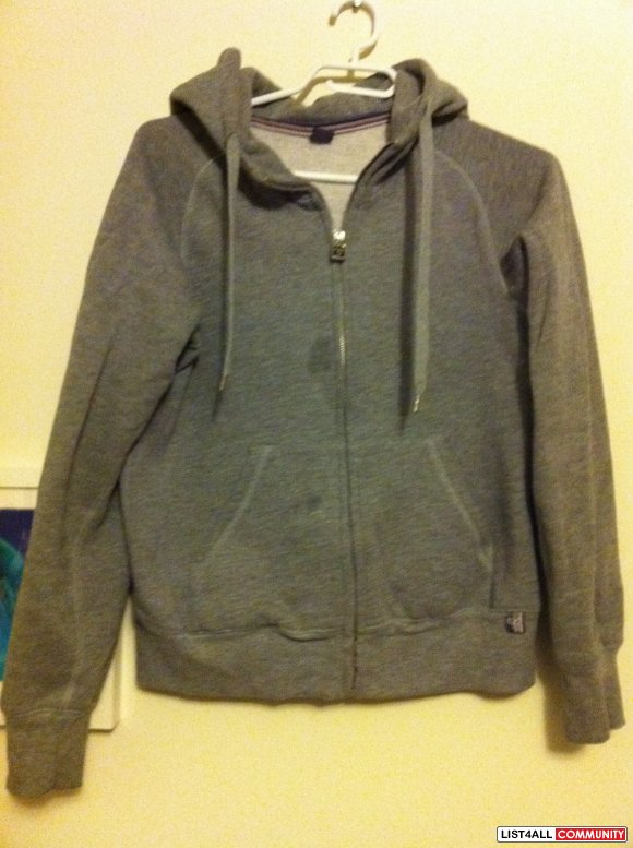 Grey TNA Sweater - Size S