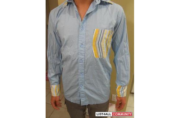 Exco Jeans Dress shirt > Size S > IN Good CONDITIO