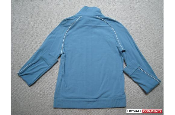 ***TNA Baby Blue Track Suit***