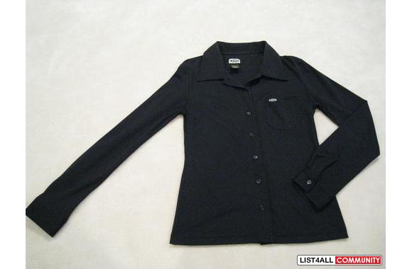 ***Buffalo Black Shirt, Sz: M***