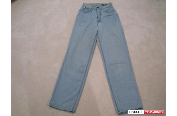 ***Ralph Lauren Light Blue Jeans, Sz: 29**