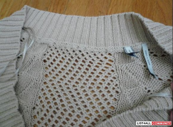Guess ~ Knitted Sweater Tunic