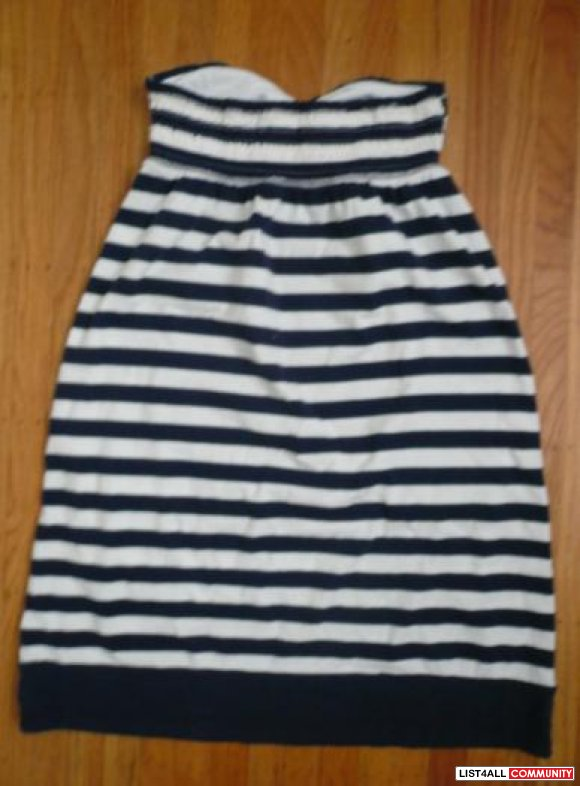 Hollister ~ Striped Dress